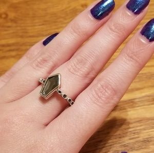 Coffin Shaped Ring!